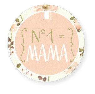 Moederdag flor n°1=mama
